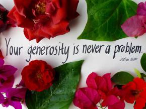 generosity_not_problem